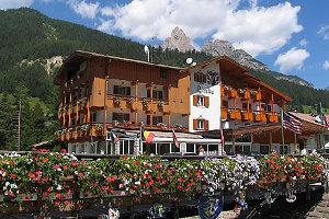 Hotel a val di fassa for Soggiornare a trento