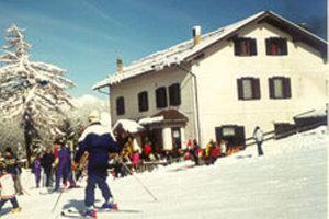 Rifugio alpino a folgaria lavarone for Soggiornare a trento